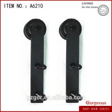Hecho en China / proveedor de Guangzhou corredera de puerta de madera rodillos / accesorios