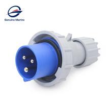 IP67 16A Shore Power Plug Socket For Boat Marine Caravan