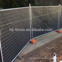 W2400XH2100XD32mm Australia Standard Temporary Fence,Galvanized Safety Temporary Fence Barricade Panel/Gate/Feet/Clamp/Stay