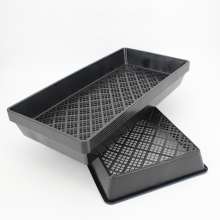Skyplant Black Plastic Seedling Tray in large size