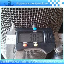 SUS 304L malla de alambre prensado