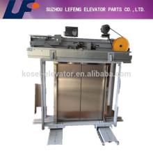 Tipo de ascensores tipo ascensor automático operador de puerta de auto, tipo VVVF AC Puerta de ascensor