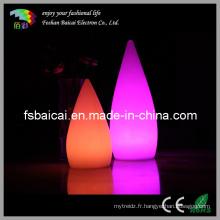 Lumières LED de table (BCD-341L, BCD-342L)