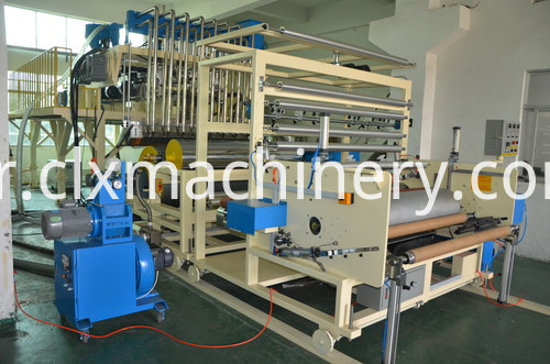 Machine For Plastic Film
