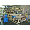 Co-extrudierte Stretch-Wickelfolienmaschine