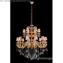 hanging crystal lights suspension lamp lighting fixtures OFP9023-12+6