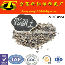 Calcined refractory bauxite price for sale