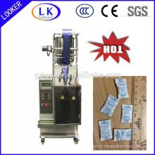 Machine à sachet d'échantillons cosmétiques
