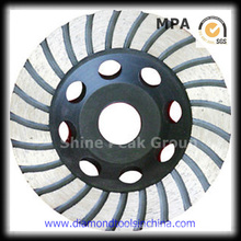 Terrazzo Grinding Cup Wheel for Polishing Concrete and Floor