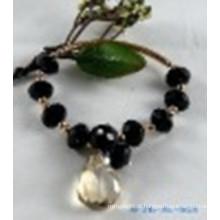 Bracelete De Cristal De Presente Profissional De Moda Mais Nova (JD-CB-088)