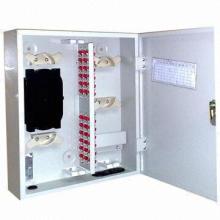 12 ~ 96 Kerne im Freien Faser-Optik-Klemmenkasten / Faser-Optikverteilungs-Kasten