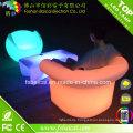 Bar Nachtclub Möbel mit RGB Farbwechsel LED-Licht