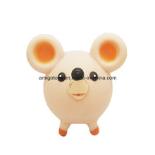 Circle Plastic Mouse Animal Toys for Baby