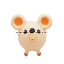 Круглая пластиковая мышь игрушки для младенца