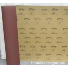 Oil Proof Abrasive Cloth Roll