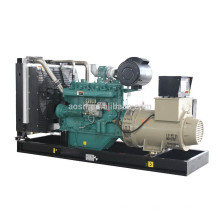 Prix pour la Chine Wuxi 300KW Generator Diesel avec Wandi Engine