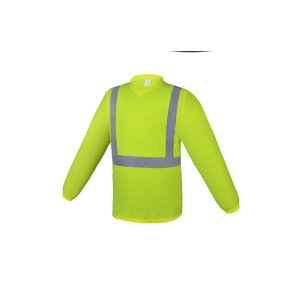 Cotton Comfort Reflective Safety Shirt