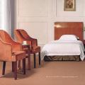 Ensemble de chambre d'hôtel en bois de qualité et qualité (EMT-B0903)