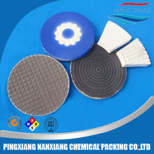 High temperature resistance cordierite infrared honeycomb ceramic plate for burner