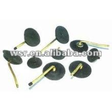 rubber outside coating valves