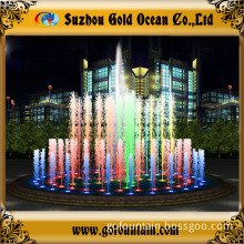 Dia. 10m Music Fountain LED Underwater Fountain Light