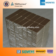 N52 Low Weight Loss NdFeB Block magnet neodymium