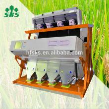 Porzellan Fabrik liefern ccd Kamera Reis Farbe Sortiermaschine
