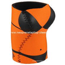 Rubber Foam Neoprene Can Cooler / Stubby Holder For Promational