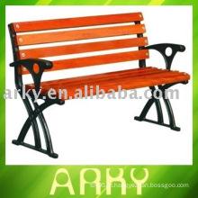 Mobiliário de jardim de alta qualidade cadeira de lazer de madeira