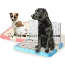 Pet Potty Tray portátil de entrenamiento para perros Toilet