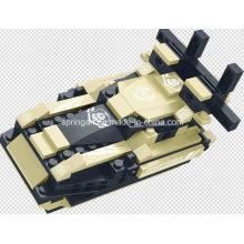"""Robotech Series Designer 3in1 """"Desert Warrior"""" Blocks Toys"""