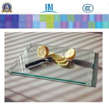 Planche à découper en verre trempé trempé Art décoratif en verre