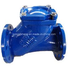 Vanne de retenue à bille d'eau en fonte Dn40-400
