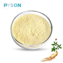 Extracto de tallo de hoja de ginseng 5% Residuos de plaguicidas bajos
