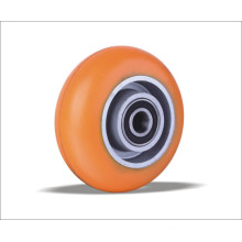 Industrial Heavy Duty Solid PU Foam Rubber Wheels