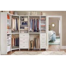 Moderne Holzkleiderschränke für Schlafzimmermöbel