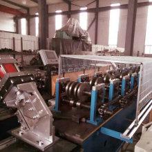 Metal track / draywall teto stud roll formando máquina