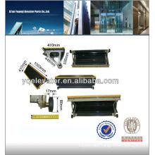 1000mm width escalator step, escalator cost, schindler escalator step