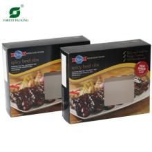 Бумажная коробка для упаковки пищевых продуктов (FP3050)