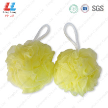 Mesh charming shower sponge ball