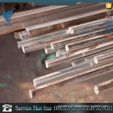 Achat en usine de la barre hexagonale en acier inoxydable 304