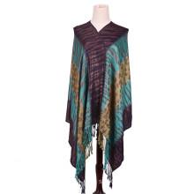Damen Viskose 196 * 70cm lange Schal Mode Pashmina