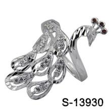 Последний Дизайн 925 Серебряное Кольцо Ювелирные Изделия (С-13930)