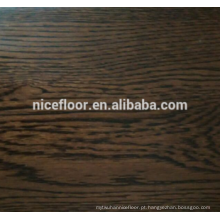 Carvalho Três camadas piso de madeira de carvalho multi-camada engenharia de pisos de madeira
