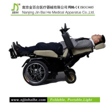 Electric Standing and Lying Motorized Wheelchair