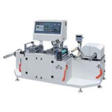 Máquina rebobinadora de manga retráctil para mascotas de PVC de alta velocidad