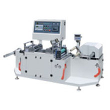 High Speed PVC Pet Shrink Sleeve Rewinding Machine