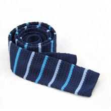 Homens personalizados das gravatas da malha do estoque do projeto da etiqueta da coleção profissional nova