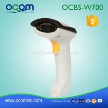 OCBS-w700 под управлением 2,4 ГГц порт USB мини беспроводной сканер штрих-кода