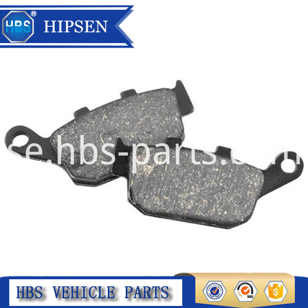 Motorcycle Brake Pads EBC FA140